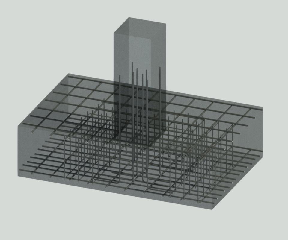 Армирование монолитных конструкций